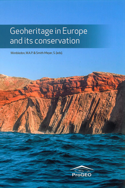 Libro Geoheritage in Europe and its conservation